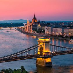 Merlijn geht zur Donau