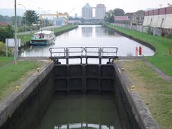 Hafen Frouard/Nancy