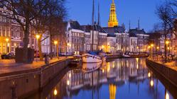 Groningen by night