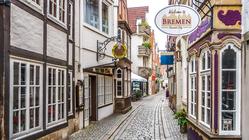 Bremen Schnoorviertel