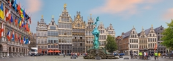 Antwerpen old market square