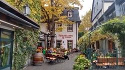 Rudesheim cosy Street