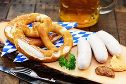 Beer & 'Pretzels'