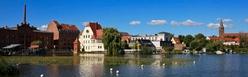 Brandenburg Dom-insel