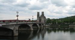 Pont-á-Mousson bridge