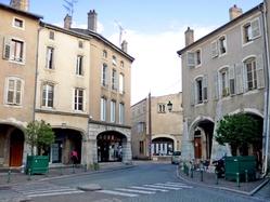 Pont-á-Mousson city