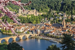 Heidelberg & bridge