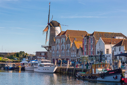 Willemstad windmill