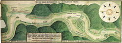 Struden map