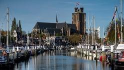 Dordrecht New harbor