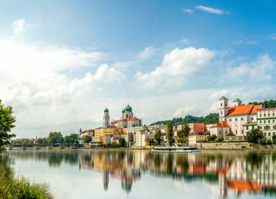 Premium Blaue Donau Reise in Deutschland und Östenreich