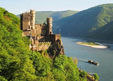Höhepunkte in Deutschland | 3 Flusstour, entlang von Rhein, Main & Mosel
