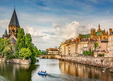 Mosel & Saar 3-Länder-Tour | 'Deutschland, Luxemburg und Frankreich berühren