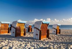 Beach at the Baltic sea