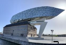 Antwerpen modern architecture