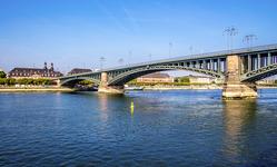 Mainz & Rhine river