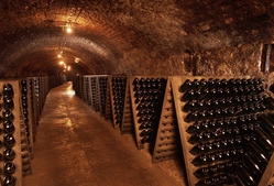 Remich st. Martin wine cellar