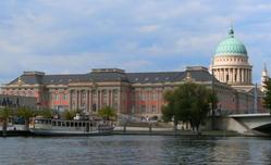 Potsdam city palace