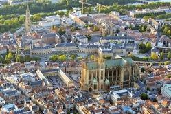 Metz drone view