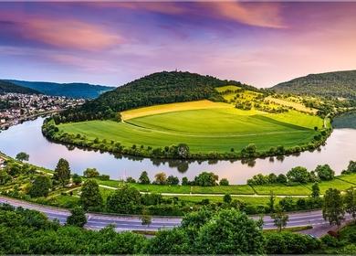 Main, Rijn & Neckar Premium 3-rivier tour in Duitsland
