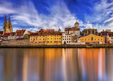 Rijn-Main-Donau-kanaal & Donau-tour | In de voetsporen van koning Ludwig...