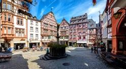Bernkastel Marktplatz