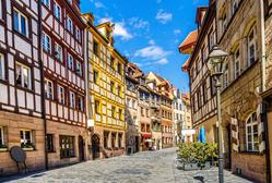 Nurnberg shoppingstreet