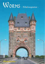 Nibelungen gate, Worms