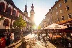 Koblenz city