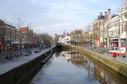Leeuwarden Canal