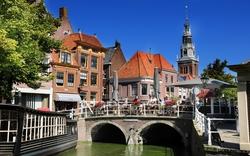 Alkmaar canals