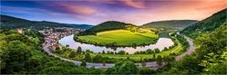 Neckar & Rhine 2-river tour
