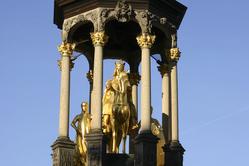 Magdeburg Goldene reiter