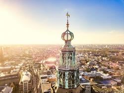 Groningen Martini tower