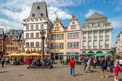 Trier old market