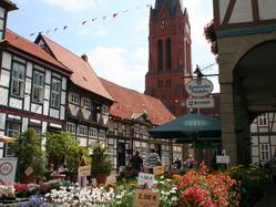 Nienburg Market