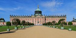 Sanssouci new palace