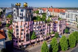 Magdeburg green citadel