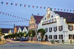 Kelheim city