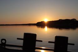 Havel sunset