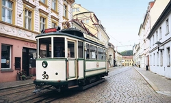 Brandenburg Tram