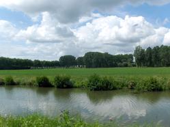 Schelde river