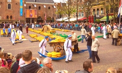 Alkmaar cheesemarket (fridays only)