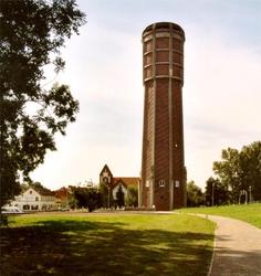Genthin water tower