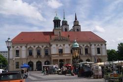 Magdeburg old city hall