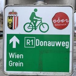 Donau Radweg
