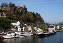 Saarburg and Merlijn