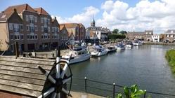 Willemstad old harbor