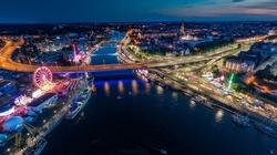 Szczecin by night