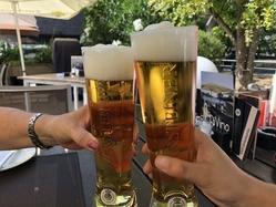 Beer, cheers